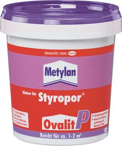 Metylan Ovalit P Styropor-Kleber