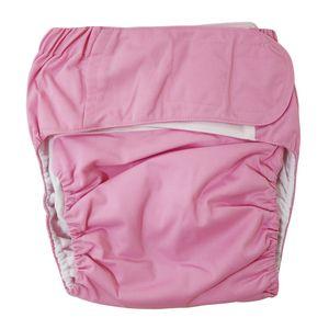 1 Stück waschbare Windeln für Erwachsene Farbe Rosa
