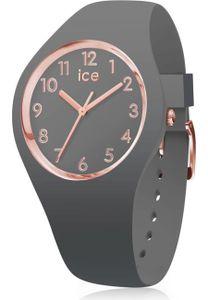 Ice-Watch 015332 Damenuhr Ice Glam Colour Grau S