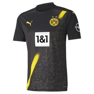 PUMA BVB AWAY Shirt Replica SS PUMA BLACK M