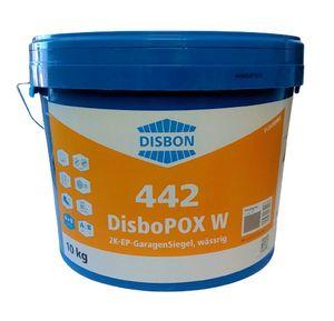 Caparol Disbon 442 Disbopox W Garagen Siegel 10 kg staubgrau