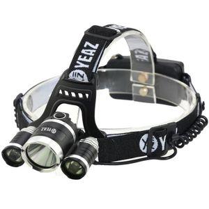 YEAZ HIGHLIGHT Pro LED-Stirnlampe USB