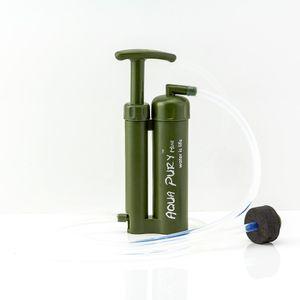 Aqua Pury Mini unser kleinster Outdoor, Survival und Camping Wasserfilter für Wasseraufbereitung, ideal zur Krisenvorsorge