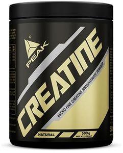 Peak Performance Creatine Monohydrate, 500 g Dose