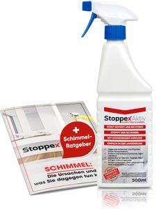 Stoppex Aktiv - Schimmelentferner um dauerhaft schimmelfrei zu sein