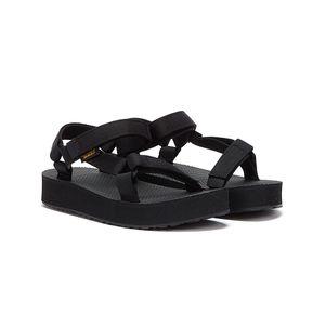 Teva Mädchen Sandalen in der Farbe Schwarz - Größe 32