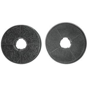 PKM 50053 Kohlefilterset CF 130 passend für Dunstabzugshaube 9038 B, 6090 H, UBH 6002-2 H, 2-teilig (1 Set)