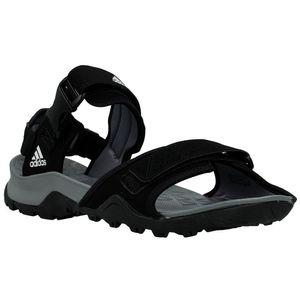 adidas Cyprex Ultra Sandal II Herren Sandalen Schwarz B44191, Größenauswahl:44.5