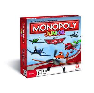 Monopoly Junior Planes