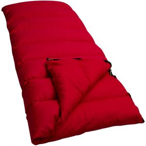 decke Schlafsack Companion Economy 210 x 80 cm Baumwolle rot