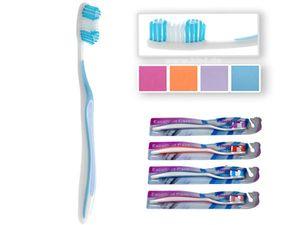 Excellent Care Zahnbürste, 1 aus 4 Farben