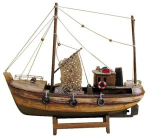Fischkutter, Kutter, Schiffsmodell, Modellboot