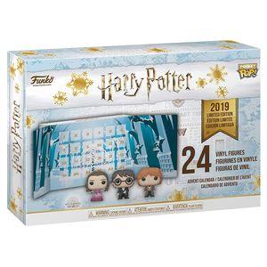 Funko Harry Potter Pocket Pop Adventskalender 2019 mit 24 Pop! Figuren Fanartikel Merch Magie Zauberer