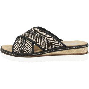 Rieker Sandale schwarz 42