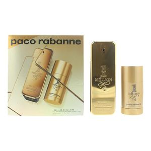 Paco Rabanne One Million 1 Million EdT 100ml + Deo Stick 75ml