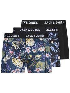 JACK & JONES JACSUMMER TRUNKS 12185452 3 PACK Herren Boxershorts, Größe:L, Farbe:3er Pack JACSUMMER