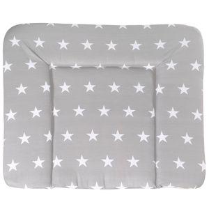 roba Wickelauflage 85 x 75 cm 'Little Stars, weich, polyurethanbeschichtet, abwaschbar