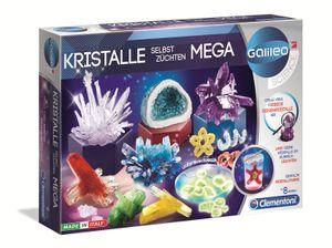 Clementoni Galileo - Kristalle selbst züchten - Mega