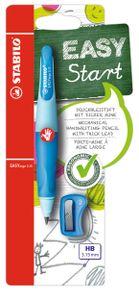 STABILO Schreiblernbleistift EASYergo 3.15 blau für Rechtshänder