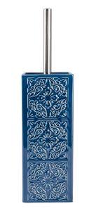 WC-Garnitur Bürstenhalter Klobürste Cordoba Blau