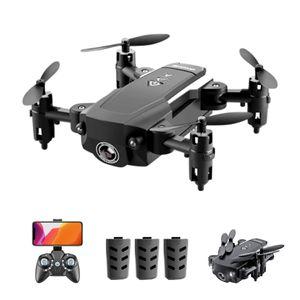 KK8 Mini-Drohne RC Quadcopter 1080P HD-Kamera 15 Minuten Flugzeit 360-Grad-Flip 6-Achsen-Gyro-H?henhalterung Headless-Fernbedienung fš¹r Kinder oder Erwachsene Training 3 Batterie
