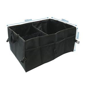 Kofferraumtasche + Netzfach Kofferraum Organizer Fächer Autotasche Kofferraumbox