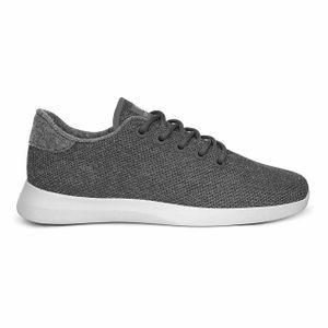 GIESSWEIN Herren Sneaker Merino Wool Knit schiefer 43