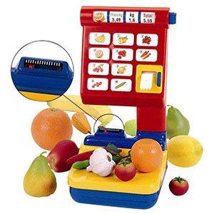 Klein, Obstwaage mit Display (Spielzeug), 1 Stück