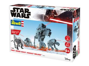 Revell Revell Star Wars Modellbausatz 1st Order Heavy Assault Walker Build & Play REV06772