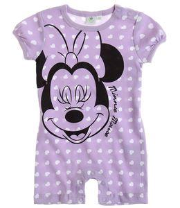Disney Minnie Babyanzug lila (12M lila)