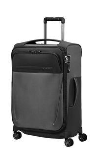 Samsonite B-Lite Icon Spinner 63/23 Exp Black Koffer mit 4 Rollen Weichgepäck