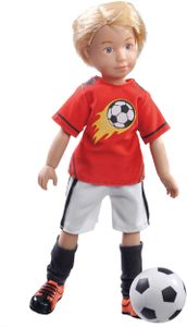 Käthe Kruse kreuzigung Michael Fußballer Puppe