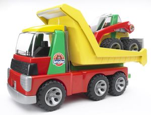 Roadmax Transporter mit Kompaktlader