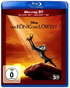 König der Löwen 1 (BR) 3D2D  2Disc Min: 88DD5.1WS