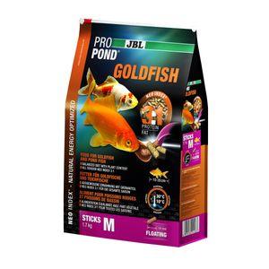 JBL ProPond Goldfish M, Futtersticks für mittlere bis große Goldfische - 1,7 kg
