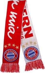 FC Bayern München Schal Mia san mia 140 x 17 cm
