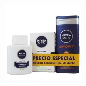 Nivea Men Sport Shower Gel 350ml Set 2 Pieces 2018