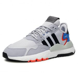 Adidas - NiteJoggerMan: grey / UK 9.0