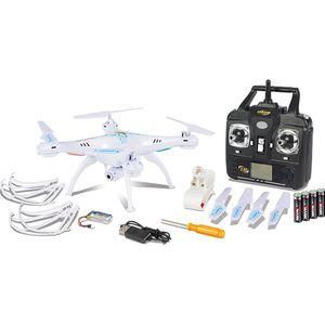 CARSON X4 Quadcopter 360 FPV W. 2,4 GHz