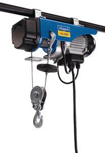 Scheppach elektrischer Seilzug HRS250 scheppach  - 220-240V 50Hz 530W - 250kg; 4906904000