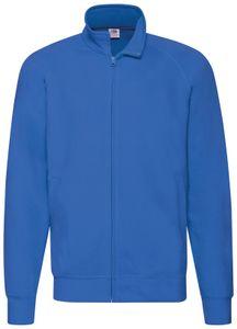 Fruit of the Loom Lightweight Sweat Jacket, Farbe:royal, Größe:L