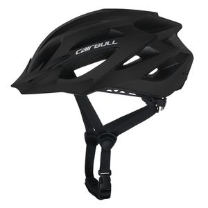 CAIRBULL Fahrradhelm MTB Helm Mountainbike Herren/Damen Schutzhelm Radhelm-Schwarz