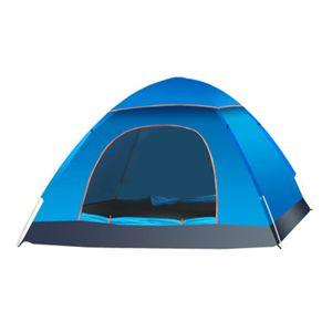 Zelt Campingzelt Campingzelt Wurfzelt Automatikzelt Camping Wasserdicht 2 Person
