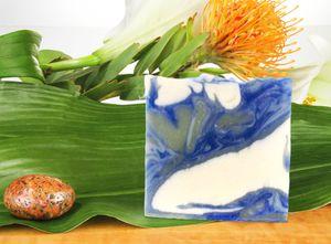 Naturseife Ozean 100g, Handseife vegan, natürlich basische Seife