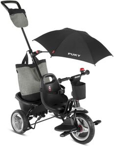 Puky Ceety Comfort Dreirad Kinder black