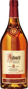 Asbach Privatbrand 8 Jahre | 40 % vol | 0,7 l