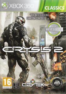 Crysis 2 Classics (XBOX 360) (UK IMPORT)