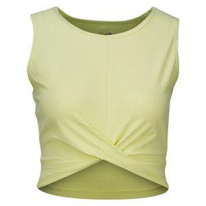 Energetics Damen Crop-Top Amber Limette 38