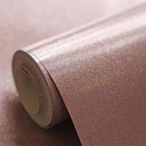 Luxus Tapete Rose Gold multi-tonaler Glitter Effekt