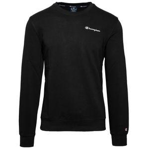 Champion Crewneck Sweatshirt Herren Schwarz (214151 KK001) Größe: L
